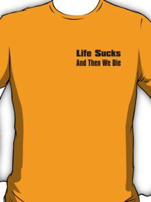A Bit of Optimism #1 (Small Text) T-Shirt