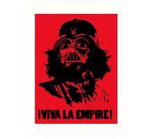 Viva la empire Art Print