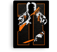 Keinage - Game Up - Call Of Duty Black Ops II Canvas Print