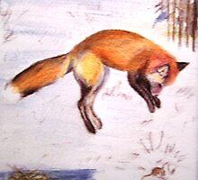 Vixen on the Hunt! by Sumaridel