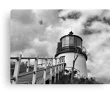 Step Up to Owls Head Canvas Print