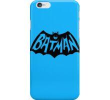 Batman '66 iPhone Case/Skin