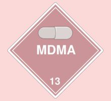 MDMA: Hazardous! by glyphobet