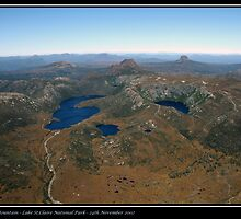 Cradle mountain by Michelle Walker