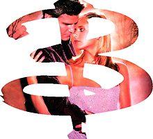 B - Buffy & Angel by goofyjeremy