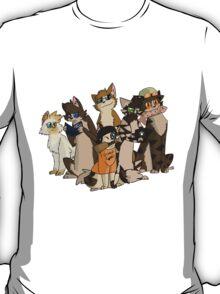 Family Felines T-Shirt