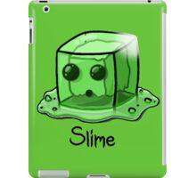 Slime Minecraft iPad Case/Skin