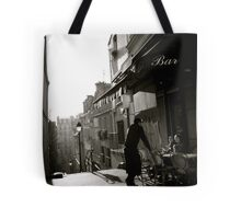 The Montmartre Cafe Tote Bag
