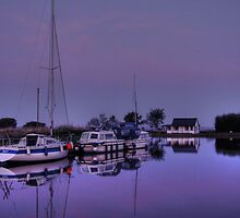 Early Morning Reflections by Philipo