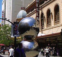 The Malls Balls by Kirsten H
