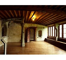 A Room at the Kloster St. Georgen Photographic Print