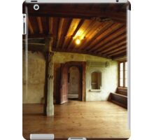 A Room at the Kloster St. Georgen iPad Case/Skin