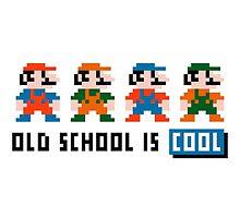 Pixel Super Mario by Sergey Vozika