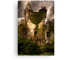 Castle Turret Canvas Print