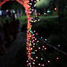 Illuminated Walkway by elasita