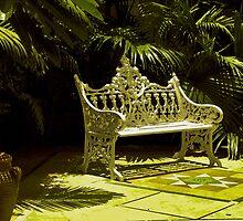 A Bench for Rosalie by Prasad