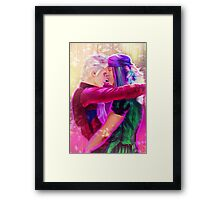 Marchmouse Framed Print