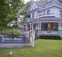 James Dean Gallery by Marie Sharp