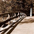 Old North Bridge by artbylisa