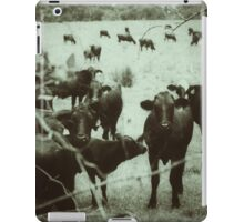 The Day You Got Caught iPad Case/Skin