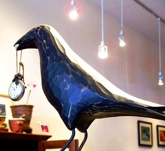 Raven Stealing Time by Judi Taylor