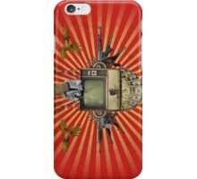 The Revolution Will Not Be Televised! iPhone Case/Skin