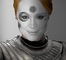 Brienne of Tarth House War Paint by HilaryHeffron