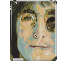 Reality Leaves a Lot to the Imagination iPad Case/Skin