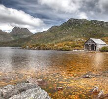 Boat Shed - Cradle Mountain, Tasmania by Darren Post