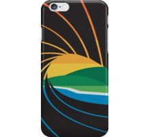 The Pit | Wave Art iPhone Case/Skin