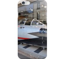Jet Fighter Nose, Bayeux, France 2012 iPhone Case/Skin