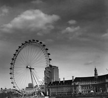 London Eye by Emily Faulkner
