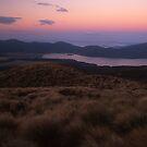 lake taupo outlook, take 2 by Mark Reed