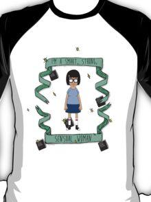 smart, strong, sensual woman T-Shirt