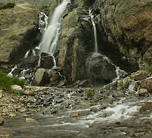 Timberline Falls by Daniel Doyle