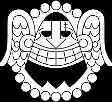 Fallen Monk Pirates Jolly Roger by OwlBurger