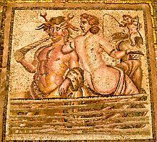 Roman Mosaic by Craig Hender