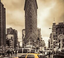 Classic New york city view by Andrew-Thomas73