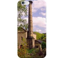 Leawood Pump House, Cromford iPhone Case/Skin