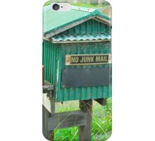 Little House Box # 11 iPhone Case/Skin