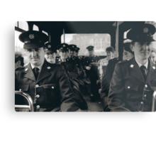 Transport Police Metal Print