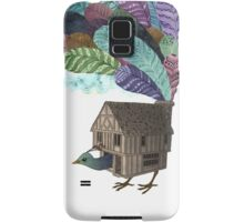 the birdhouse revisited  Samsung Galaxy Case/Skin