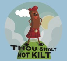 Thou Shalt Not Kilt by Oran