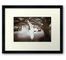 Even If You Don't Believe... Framed Print