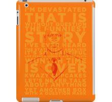 Holtisms iPad Case/Skin