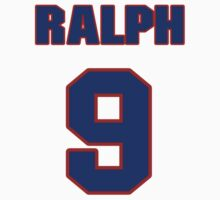 National Hockey player Ralph Backstrom jersey 9 by imsport
