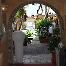 Restaurant in Sirmione,Italy by julie08