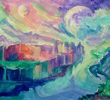 Landscape 7 by Nurhilal Harsa