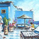 Breakfast In Essaouira by Goodaboom