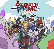 Azeroth time - The Alliance by Sirge